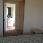 bed to ensuite